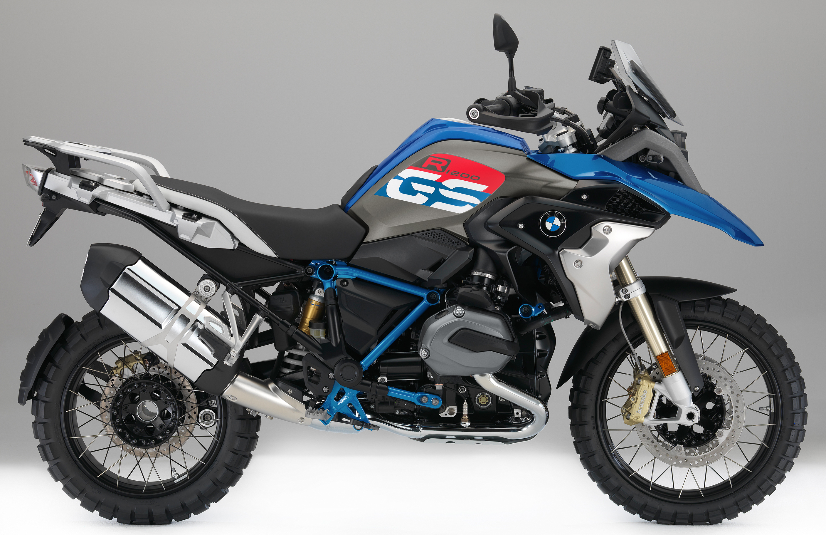 2017 BMW Motorrad R1200 GS – all new for 2017 with Rallye and Exclusive packages, Euro 4 ready ...