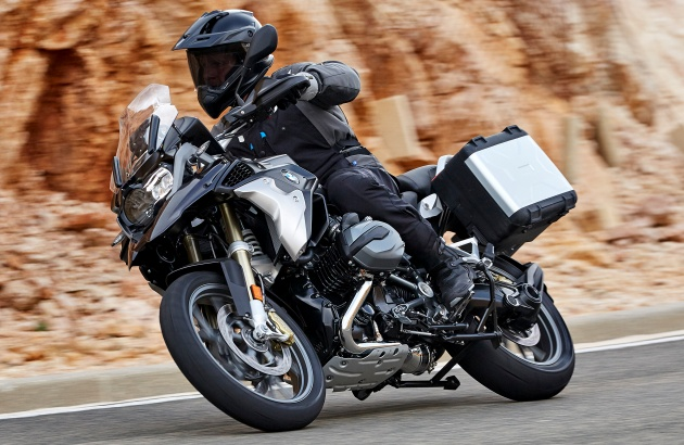 2017 bmw motorrad r1200 gs - all new for 2017 with rallye and