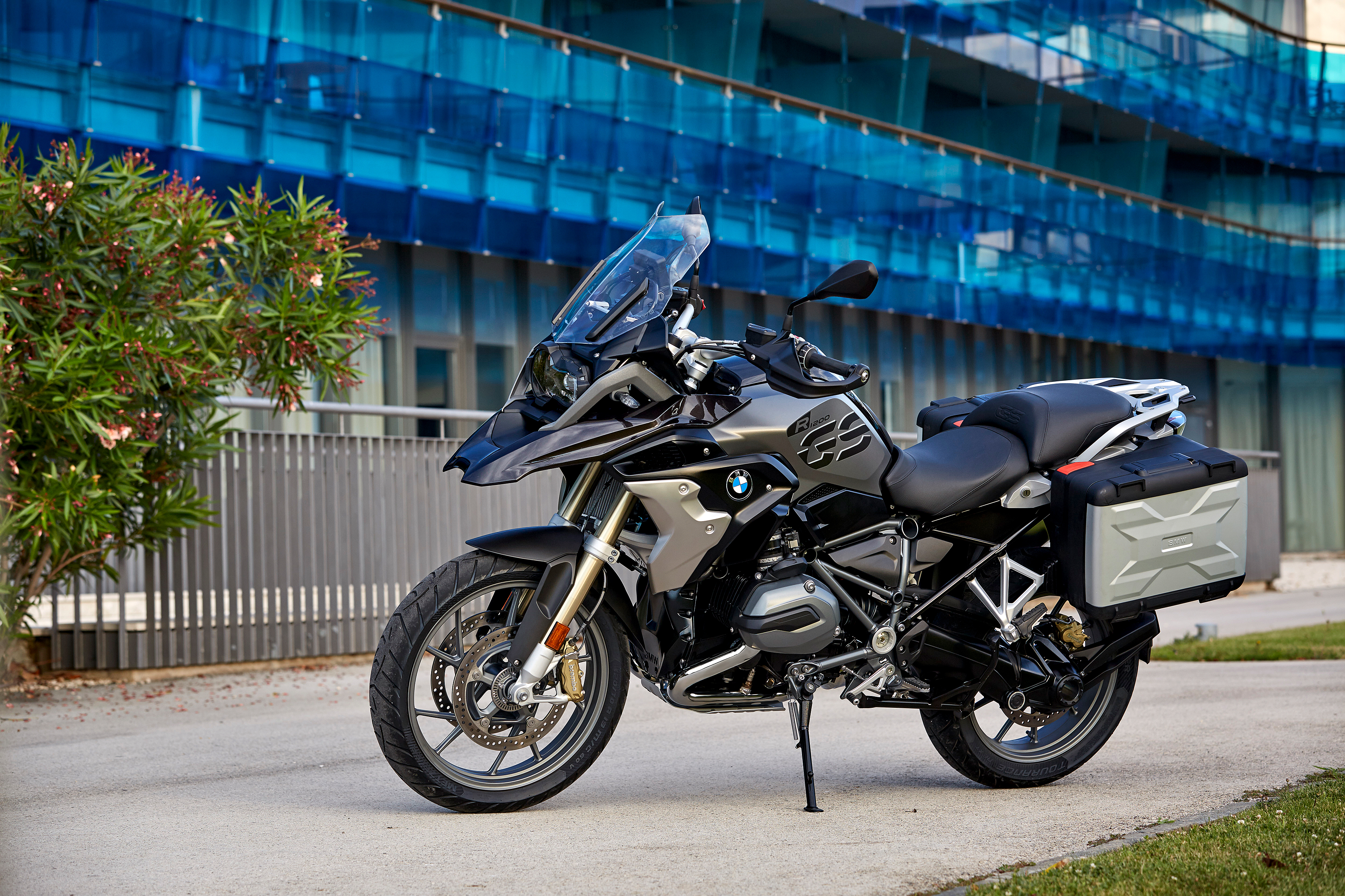 2017 bmw motorrad r1200 gs – all new for 2017 with rallye and