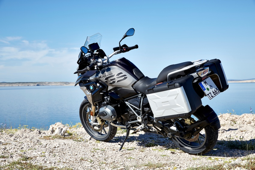 2017 Bmw Motorrad R1200 Gs All New For 2017 With Rallye