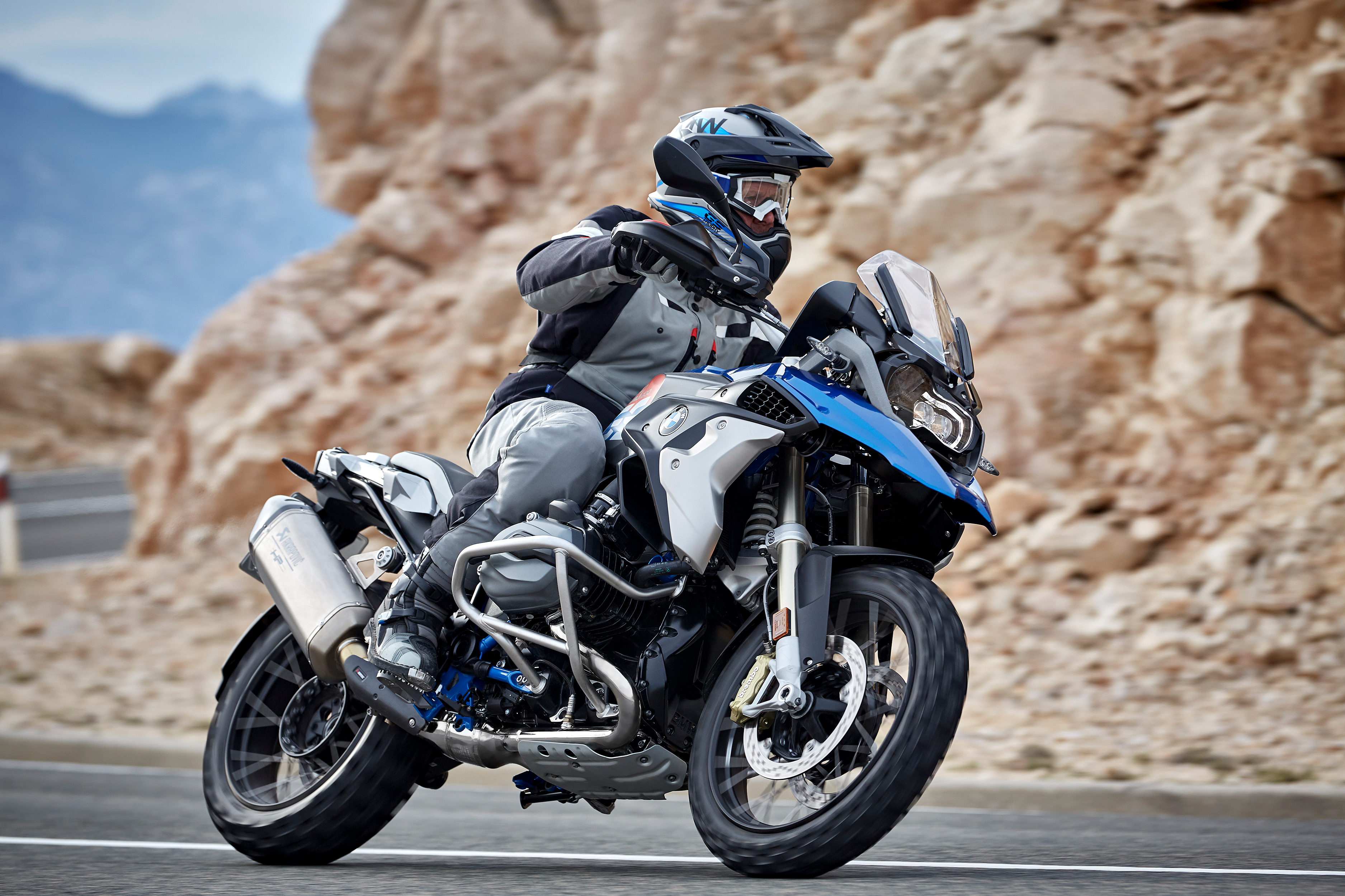 2017 bmw motorrad r1200 gs all new for 2017 with rallye and exclusive packages euro 4 ready. Black Bedroom Furniture Sets. Home Design Ideas