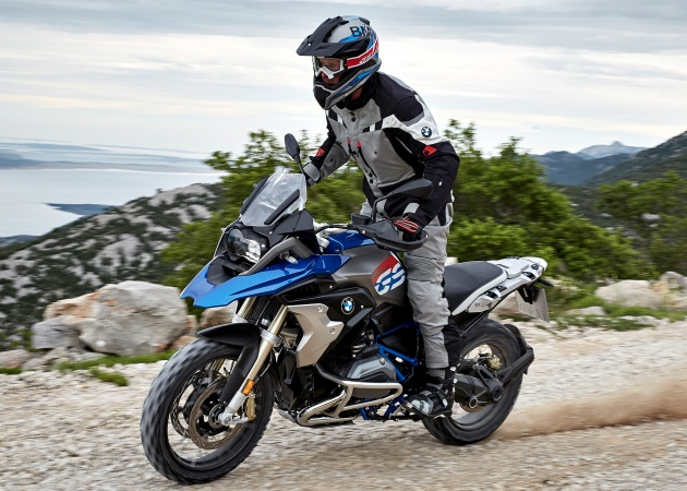 2017 bmw motorrad r1200 gs all new for 2017 with rallye and exclusive packa. Black Bedroom Furniture Sets. Home Design Ideas