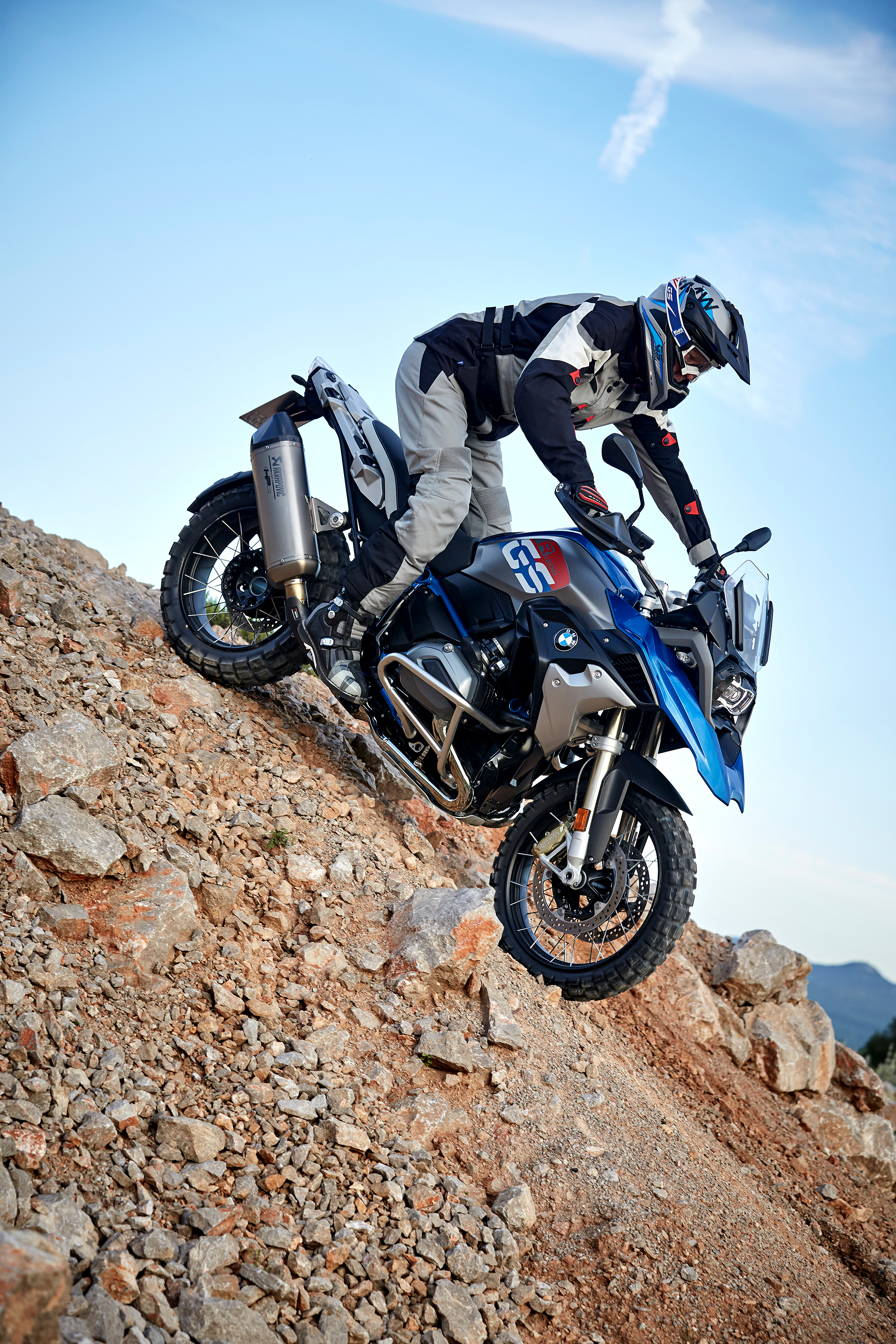 Bmw R1200gs Adventure Triple Black 2017 Review: All New For 2017 With Rallye
