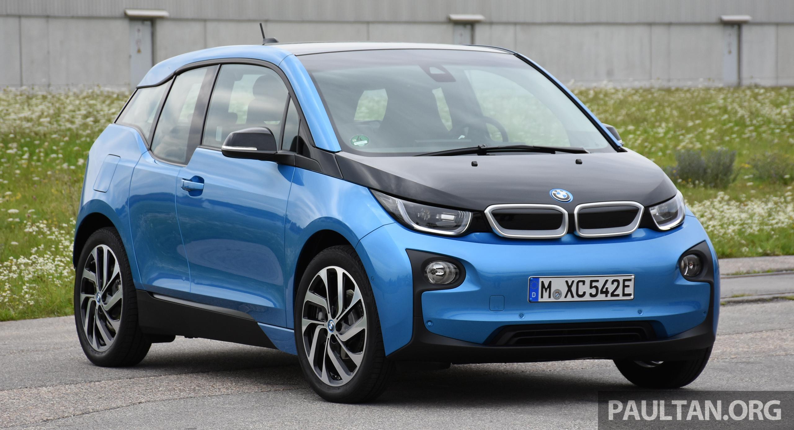 I3 Bmw 2018 >> BMW i3 facelift bakal diperkenalkan tahun hadapan Paul Tan - Image 585754