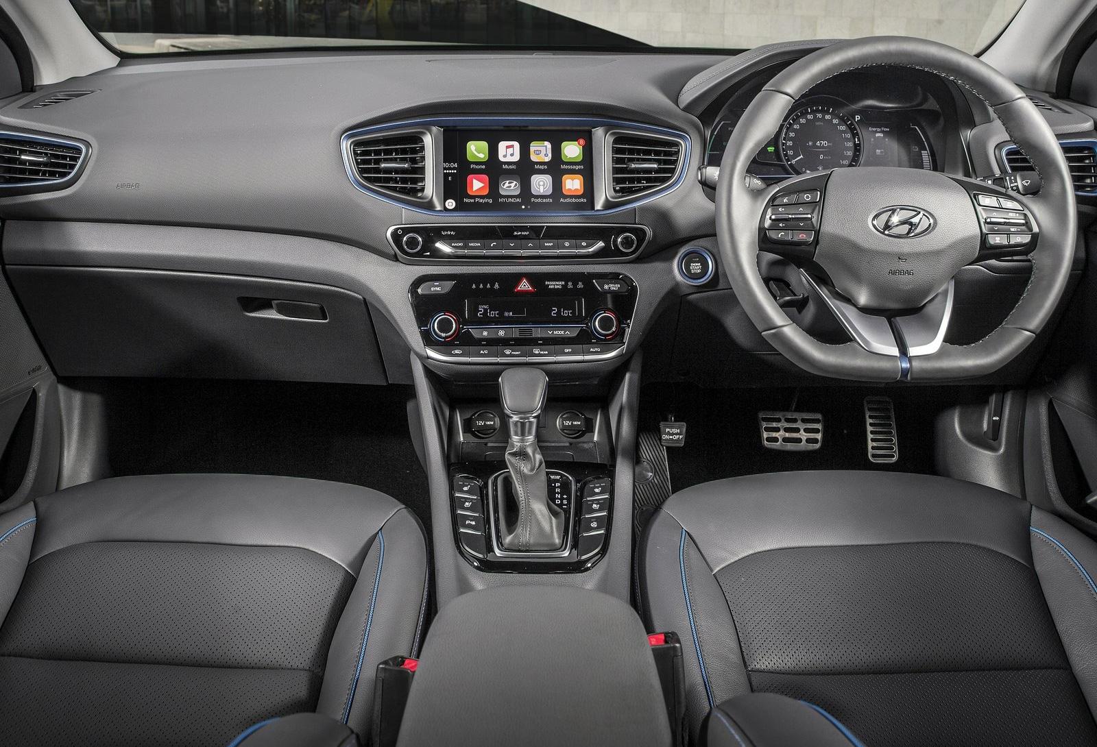 Hyundai Ioniq Hybrid M Sian Launch This Month Ckd Image 573675