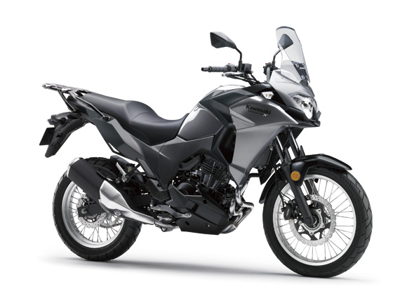 2017 Kawasaki Versys-X 250 adventure bike launched Image #575579