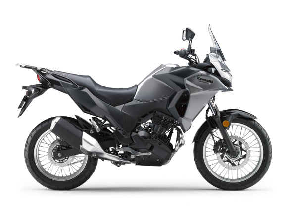 2017 Kawasaki Versys-X 250 adventure bike launched Image #575580
