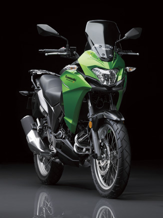 2017 Kawasaki Versys-X 250 adventure bike launched Image #575567