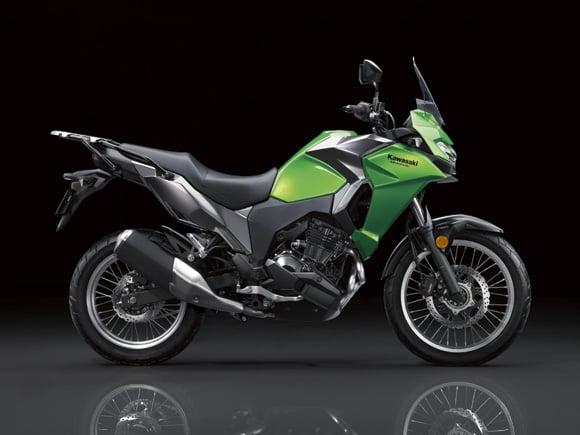 2017 Kawasaki Versys-X 250 adventure bike launched Image #575568