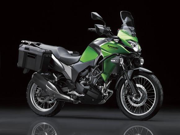 2017 Kawasaki Versys-X 250 adventure bike launched Image #575581