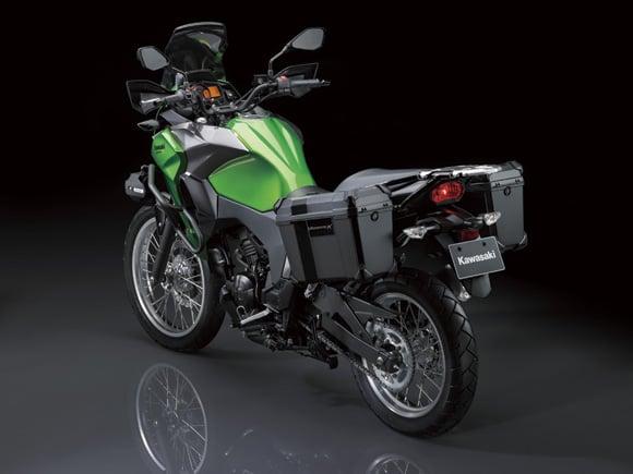 2017 Kawasaki Versys-X 250 adventure bike launched Image #575582