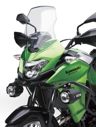2017 Kawasaki Versys-X 250 adventure bike launched Image #575583