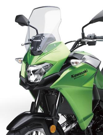 2017 Kawasaki Versys-X 250 adventure bike launched Image #575588