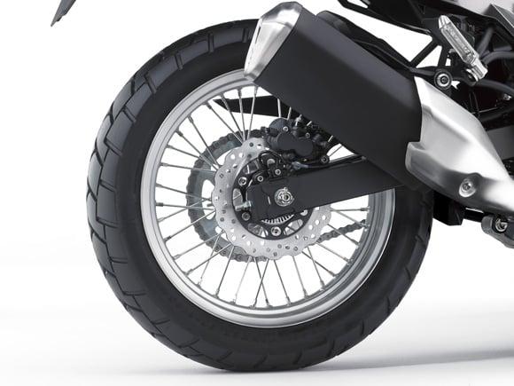 2017 Kawasaki Versys-X 250 adventure bike launched Image #575598