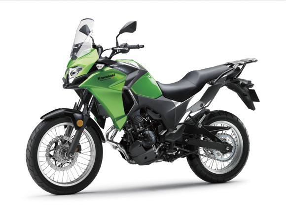 2017 Kawasaki Versys-X 250 adventure bike launched Image #575572