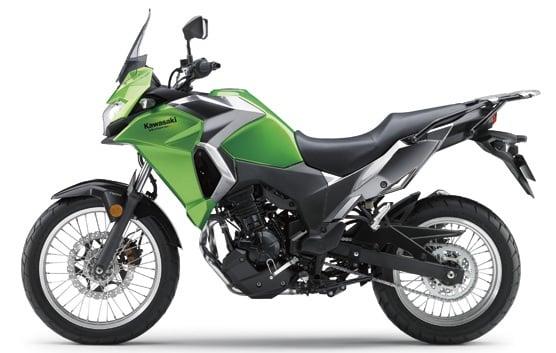 2017 Kawasaki Versys-X 250 adventure bike launched Image #575573