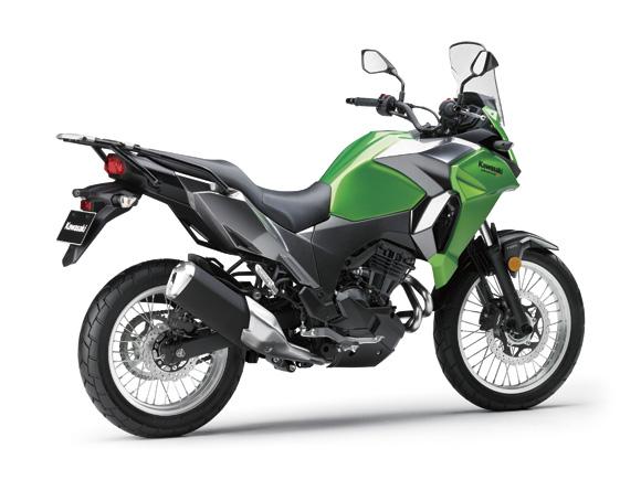 2017 Kawasaki Versys-X 250 adventure bike launched Image #575574