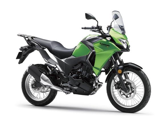 2017 Kawasaki Versys-X 250 adventure bike launched Image #575575
