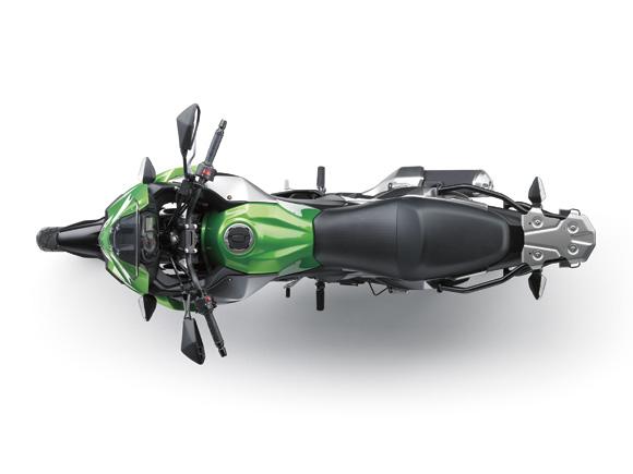 2017 Kawasaki Versys-X 250 adventure bike launched Image #575577