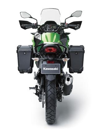 2017 Kawasaki Versys-X 250 adventure bike launched Image #575610