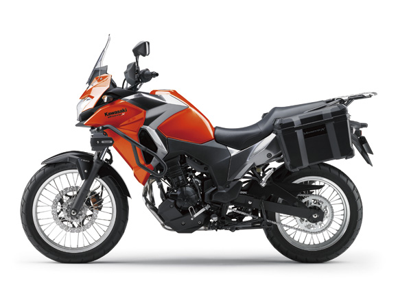 2017 Kawasaki Versys-X 250 adventure bike launched Image #575619