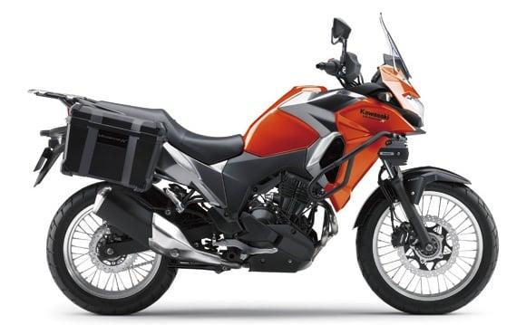 2017 Kawasaki Versys-X 250 adventure bike launched Image #575621