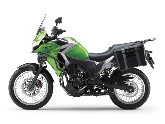 2017 Kawasaki Versys-X 250 adventure bike launched Image #575614