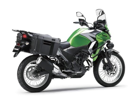 Kawasaki Versys Adventure Bike