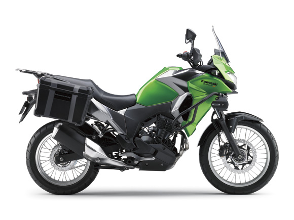 2017 Kawasaki Versys-X 250 adventure bike launched Image #575617