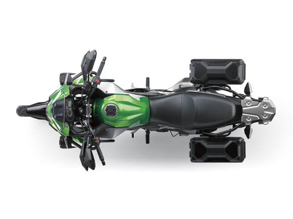 2017 Kawasaki Versys-X 250 adventure bike launched Image #575618