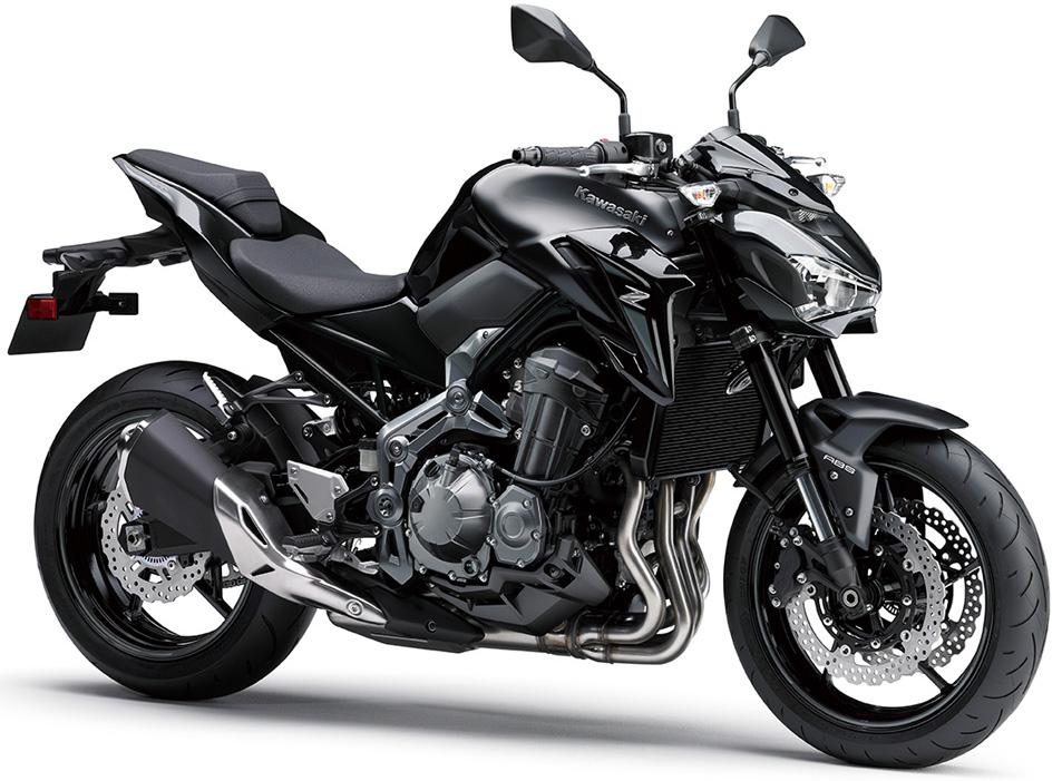 Kawasaki Z900 2021: nuovi colori per la regina delle naked
