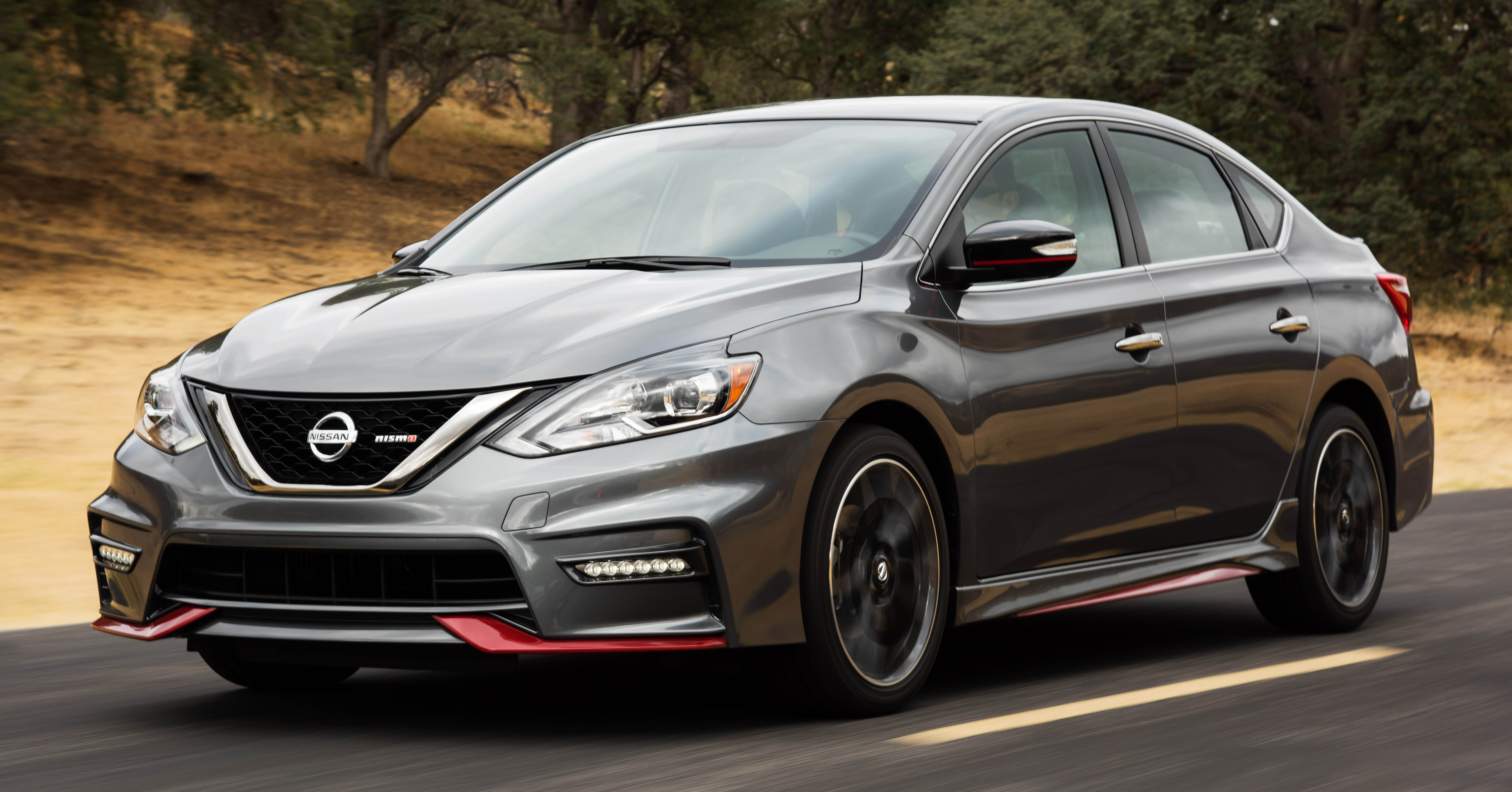 2017 nissan sentra nismo debuts a sportier sylphy image 580007. Black Bedroom Furniture Sets. Home Design Ideas