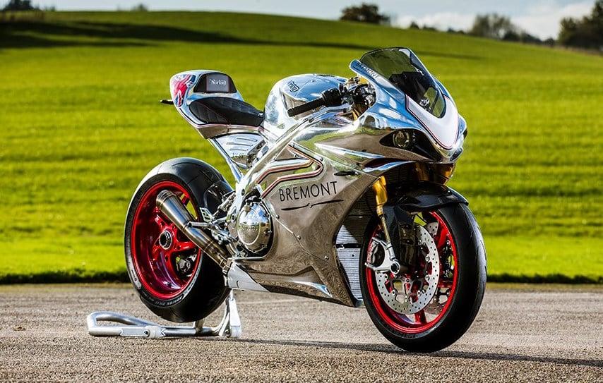 2017 Norton V4 RR released - return of the TT racer