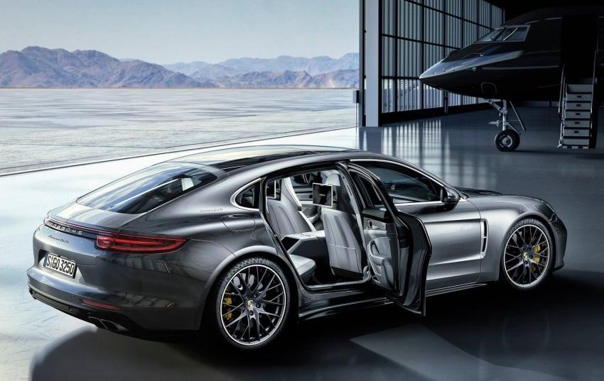 2017 Porsche Panamera Executive, 150 mm longer WB Image #577750