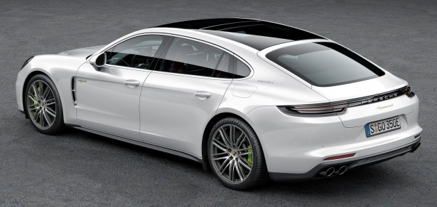 There S Also A New Porsche Rear Seat Entertainment System With 10 1 Inch Tablets Given Malaysia Propensity For Longer Luxury Sedans The Panamera Will