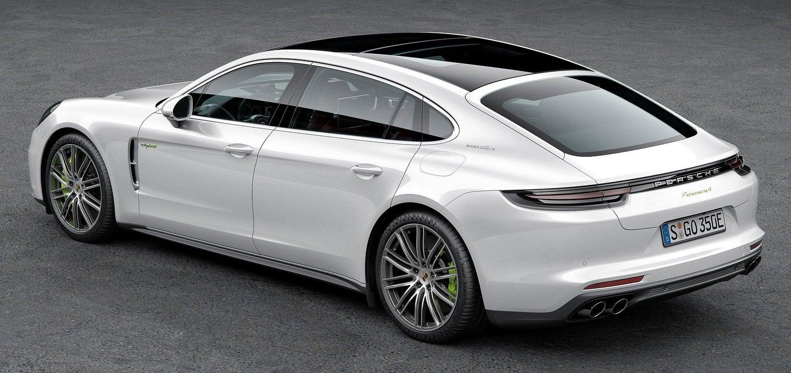 2017 Porsche Panamera Executive 150 Mm Longer Wb Image 577765