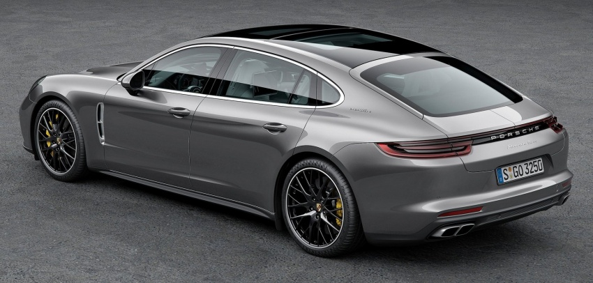 2017 Porsche Panamera Executive, 150 mm longer WB Image #577766