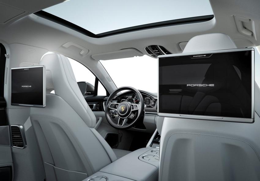 2017 Porsche Panamera Executive, 150 mm longer WB Image #577770