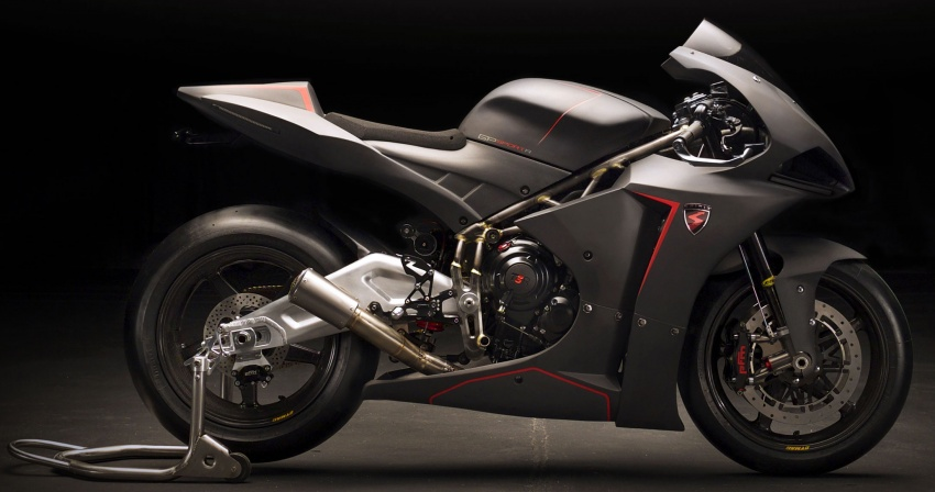 Spirit Motorcycles GP-Sport and GP-Street unveiled Image #583442