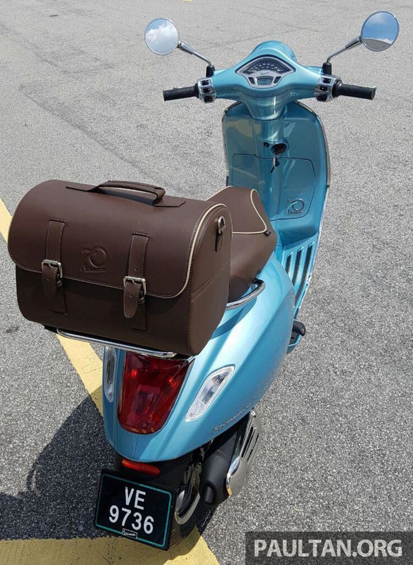 2017 Vespa 70th Anniversary Edition – from RM18,440 Image #581647
