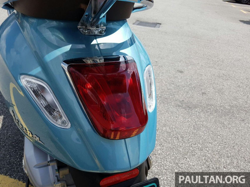 2017 Vespa 70th Anniversary Edition – from RM18,440 Image #581635