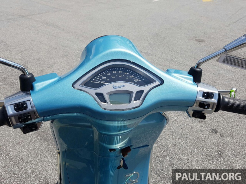 2017 Vespa 70th Anniversary Edition – from RM18,440 Image #581636