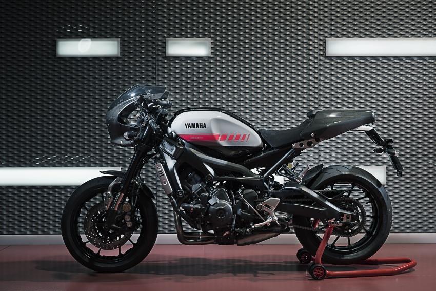 Yamaha XSR900 Abarth – terhad hanya 695 unit Image #575190