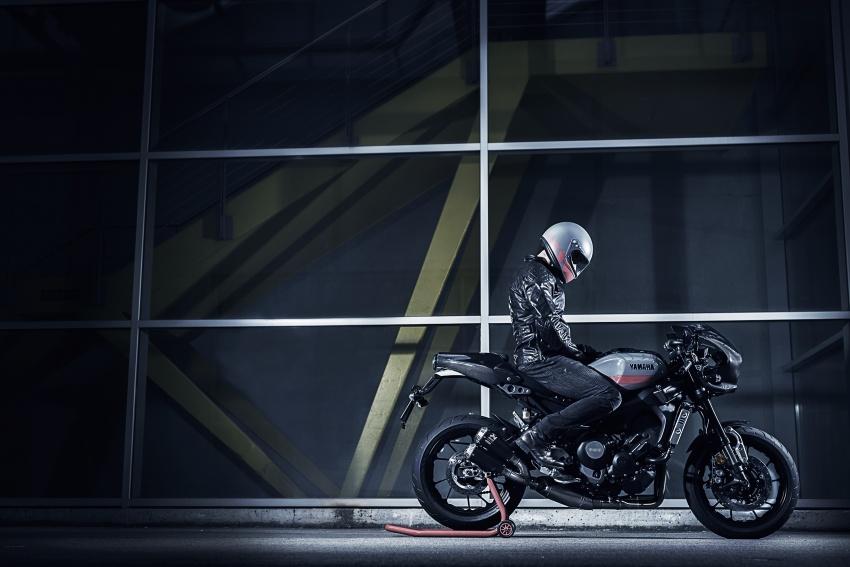 Yamaha XSR900 Abarth – terhad hanya 695 unit Image #575186