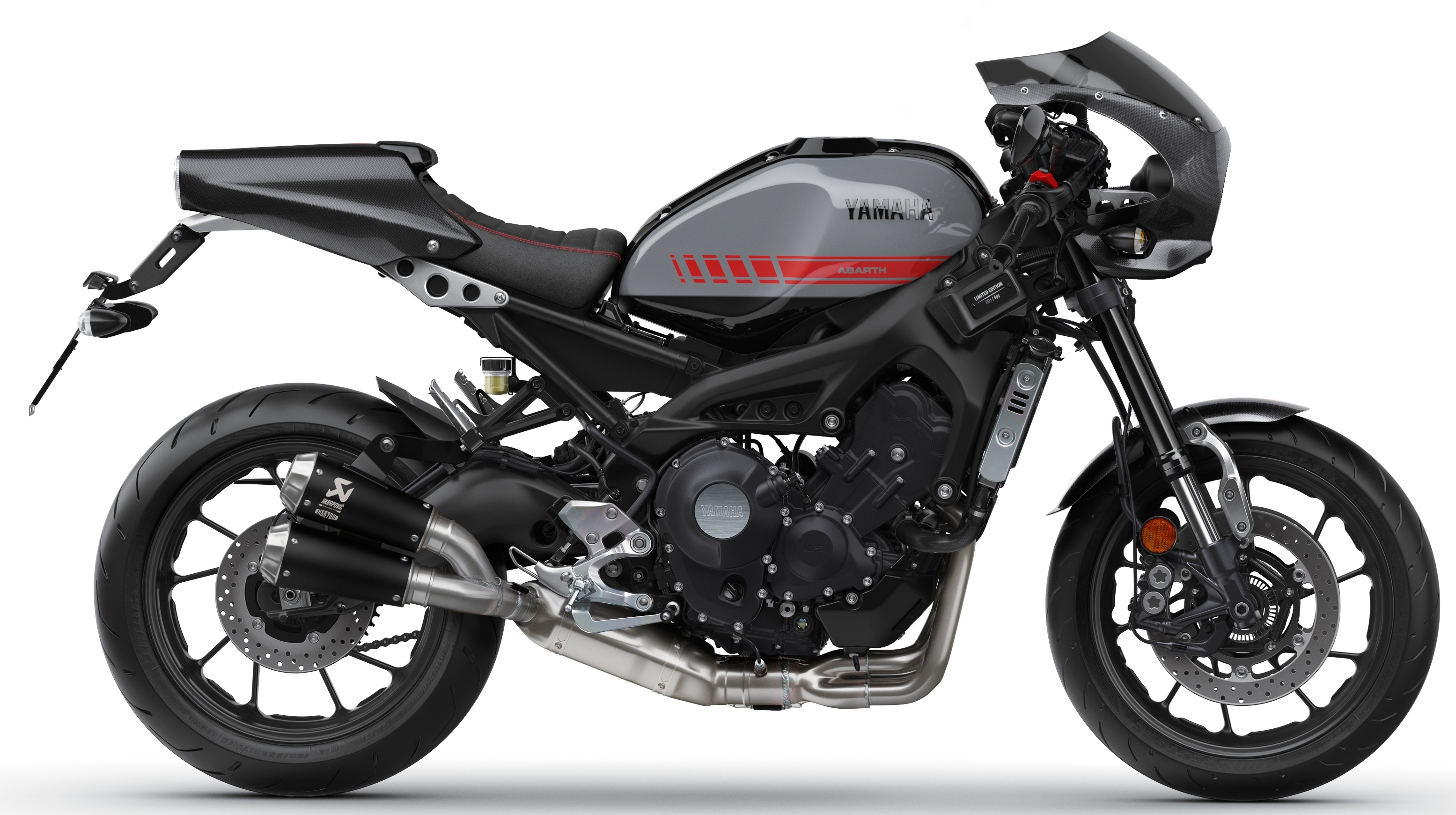 2017 Yamaha Xsr900 Abarth Released Only 695 Units Image