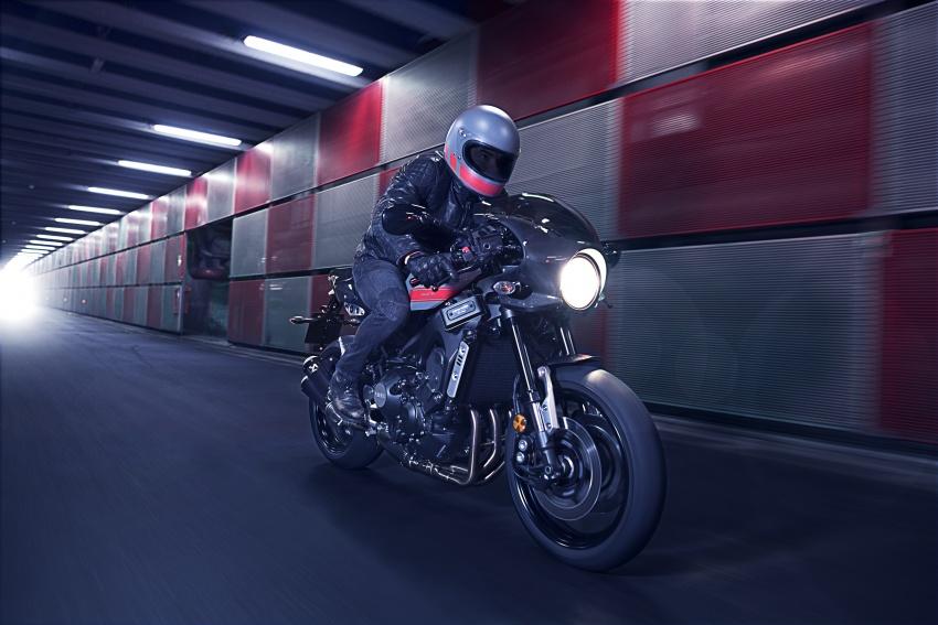 Yamaha XSR900 Abarth – terhad hanya 695 unit Image #575163