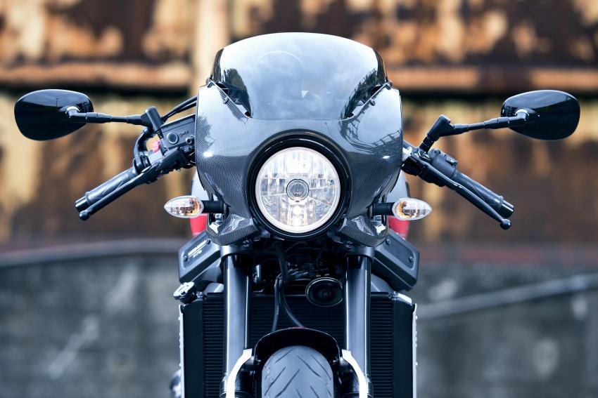 Yamaha XSR900 Abarth – terhad hanya 695 unit Image #575155