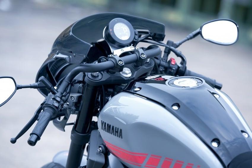 Yamaha XSR900 Abarth – terhad hanya 695 unit Image #575149