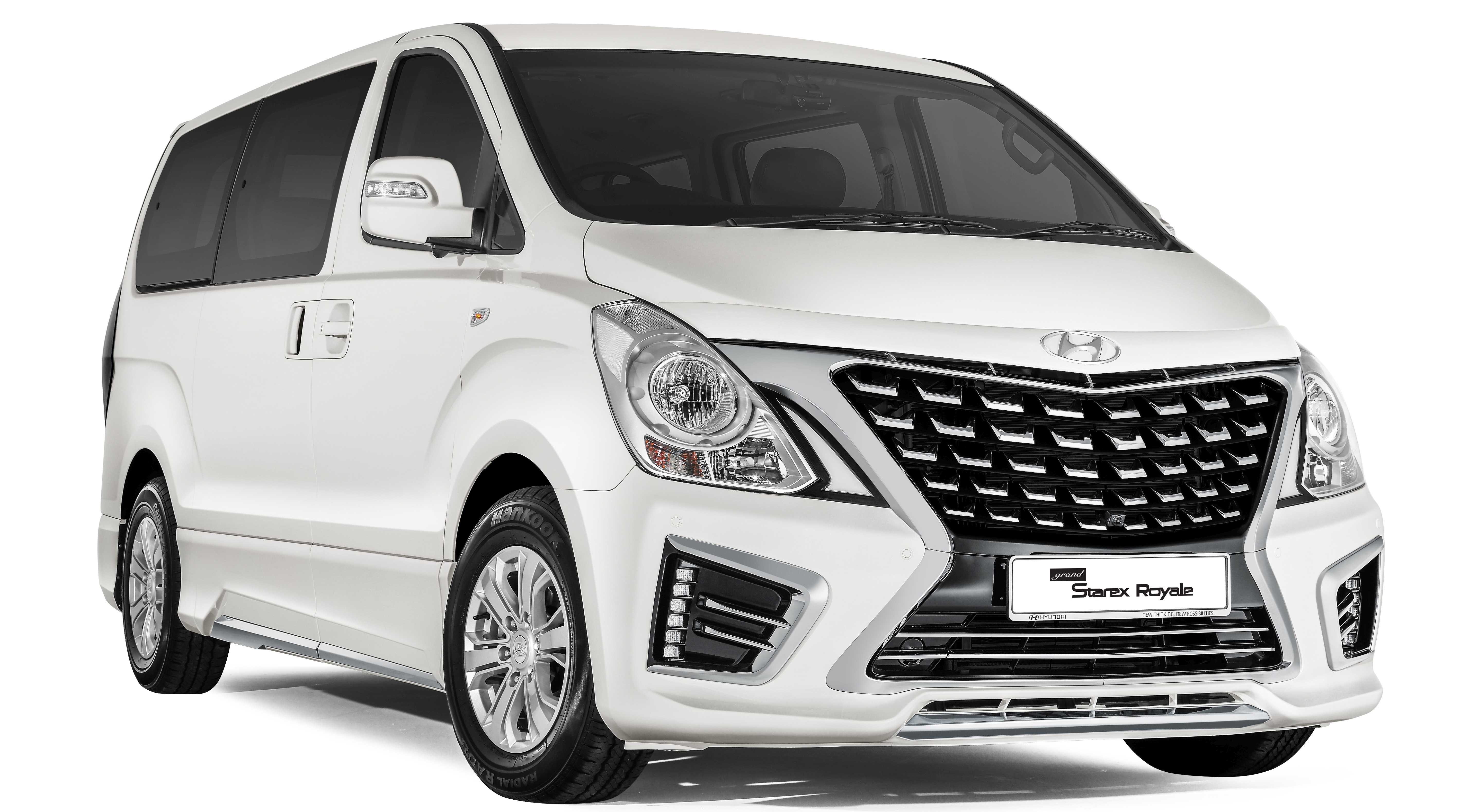 2017 Hyundai Grand Starex Royale facelift - RM169k