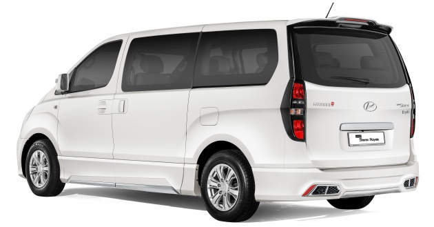 50408c3edd 2017 Hyundai Grand Starex Royale facelift - RM169k